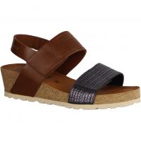 Rosalia Grey/Brown (grau) - elegante Sandale