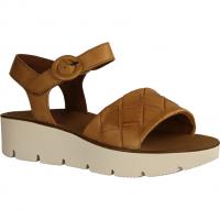 7643-018 Cuoio (Braun) - elegante Sandale