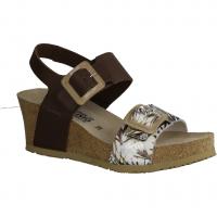 Paul Green 7426-004 Cuoio (Braun) - elegante Sandale