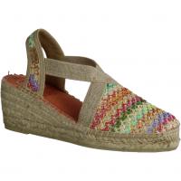 Gabor Comfort 22842-95 Muschel (beige) - elegante Sandale