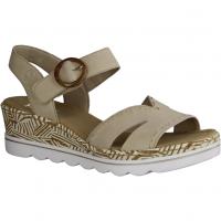 Gabor Comfort 22831-62 Puder (beige) - elegante Sandale