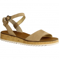 Paul Green 7161-004 Sisal (beige) - elegante Sandale