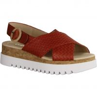 Gabor 64661-35 Terra (rot) - elegante Sandale