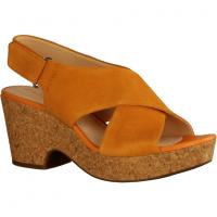Maritsa Lara Amber (rot) - elegante Sandale
