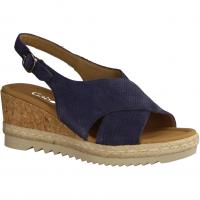 62831-26 River (Blau) - elegante Sandale