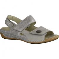 Finn Comfort Calvia Mouse (grau) - Sandale mit loser Einlage