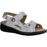 Finn Comfort Adana Ecru (beige) - Sandale mit loser Einlage