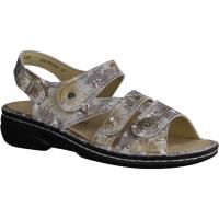 Finn Comfort Gomera Sand (beige) - Sandale mit loser Einlage
