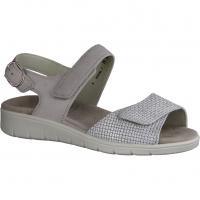 Waldläufer Gunna 204003-970 Beige/Taupe - Sandale mit loser Einlage