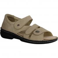Finn Comfort Usedom Ecru (Beige) - Sandale mit loser Einlage
