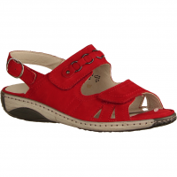 Garda 210004-069 Pro Aktiv Firmino (Rot) - Sandale mit loser Einlage
