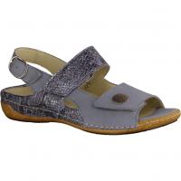 Waldläufer 315001-009 Royal Blue - Sandale mit loser Einlage