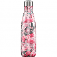 Bottle Flamingo 500ml Flamingo, Rosa
