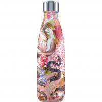 Bottle Snake 500ml Snake, rosa