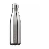 Bottle Silver 750ml Silber (grau)
