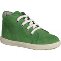 Däumling 040014S-55 Turino Gras (grün) - Halbschuh Schnürschuh für Jungen Baby