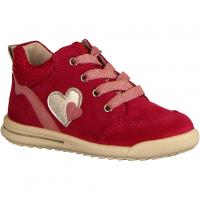 Avrile Mini 0063765000 Rosa/Rot - Schnürschuh Baby