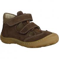 Ricosta Kaspi 2925500275 (braun) Nougat,Braun - Sandale für Jungen Baby