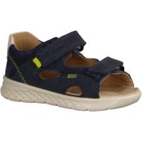 Superfit Freddy 00139-94 Nautic Kombi (blau) - Sandale für Jungen Baby