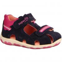 Fanni 6000368000 Blau/Rosa - Sandale Baby