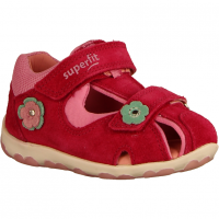 Fanni 6090375000 Rot/Rosa - Sandale Baby