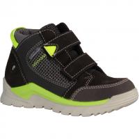 Marvi 4730500492 Asphalt/Graphit (grau) - Klettverschluss Schuh