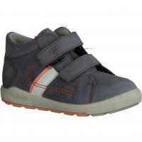 Ricosta Laif 2420100131 Calcit (Grau) - Klettverschluss Schuh