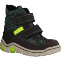 Superfit Mars 09077-20 Grau/Gelb - Stiefel mit Futter