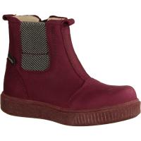 780062S-22 Barolo (Weinrot) - Stiefel mit Futter