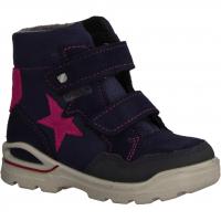 Michi 3933000174 Nautic/Pop (blau) - Stiefel mit Futter