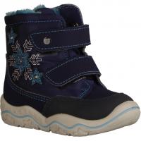 Maddie 3531500174 Nautic/Marine (blau) - Stiefel mit Futter