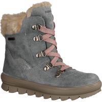Däumling 200021S-46 Tiefsee (blau) - Stiefel mit Futter