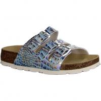 Pantoffel 8001138010 Blau