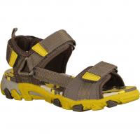 Superfit Henry 00101-20 Grau/Gelb - Sandale