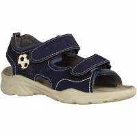 Ricosta 6029000160 Jeans/Petrol (blau) - Sandale