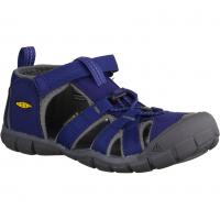 Superfit Henry 00101-80,Blau/Grün - Sandale