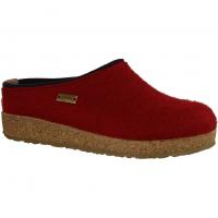 Haflinger Everest Noblesse 484012-242 Paprika (rot) - Hüttenschuh