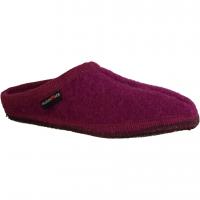 Walktoffel Alaska 611001-101 Maulbeere (Violett) - Hüttenschuh