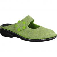 Romika Adelaide 11301-600 Grün - offener Hausschuh