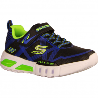 S-Lights Flex Glow 90542L-BBL Black/Blue/Lime (schwarz) - Sportschuh