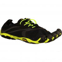 Fivefingers V-Run 16M-3101 Black/Yellow (schwarz)