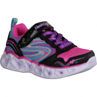 Skechers Love Spark 20294L-BKM Black/Multi - Sportschuh