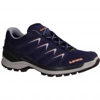 Innox Pro GTX LO Ws Navy/Lachs (blau) - Wanderschuh