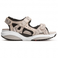 Chios Nude Snake (beige)