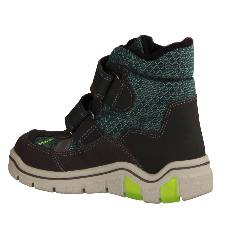 Mars 09077-20 Grau/Gelb - Stiefel mit Futter