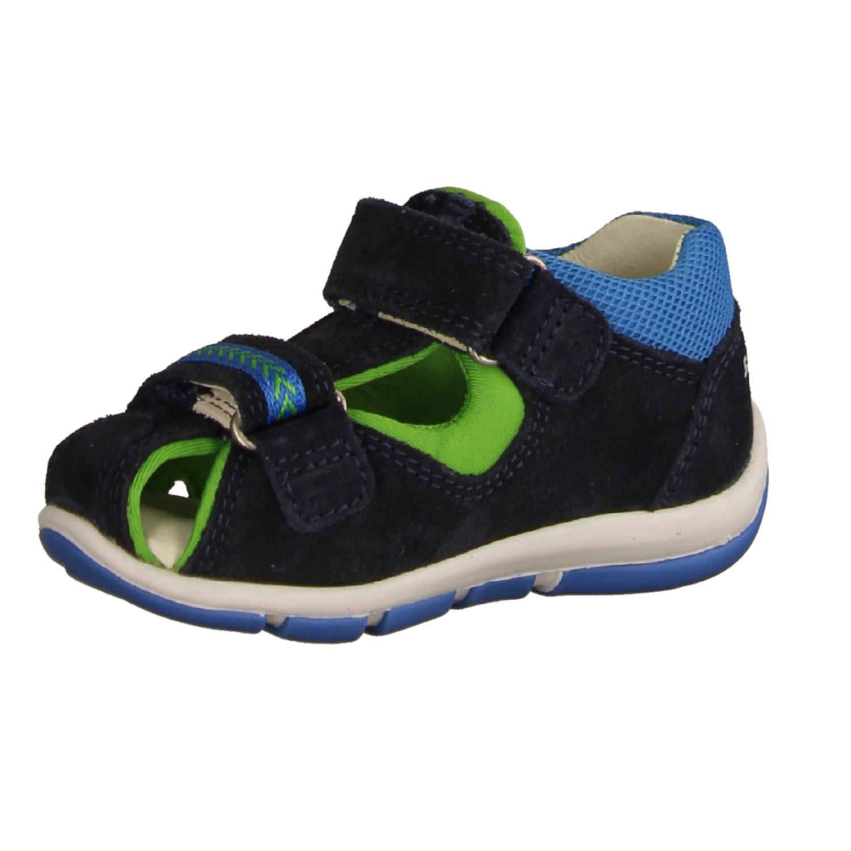 Freddy 00144-88, Water Water Kombi (blau) - Sandale für Jungen Baby
