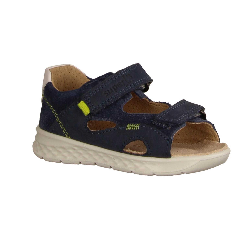 Freddy 00139-94 Nautic Kombi (blau) - Sandale für Jungen Baby