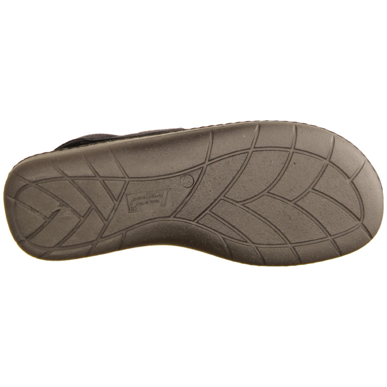 475-20Z1 Schwarz - sportliche Sandale